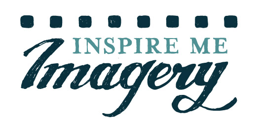 Inspire Me Imagery Photography Logo Design By Eyely Design