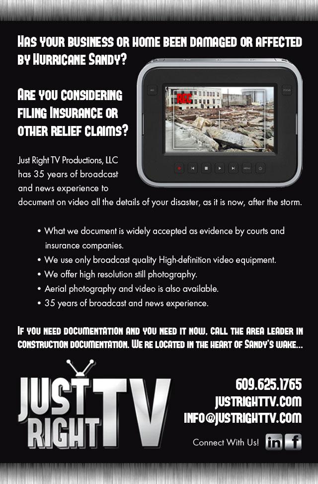 Documenting Hurricane Sandy //