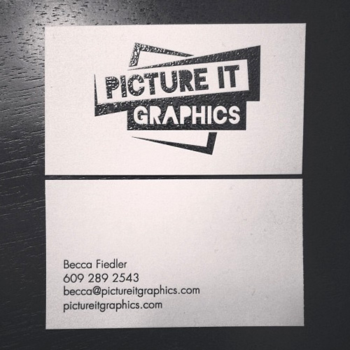 Picture It Graphics Business Cards //