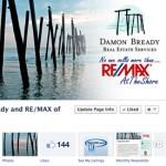 Real Estate Facebook Cover Image Design