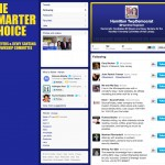 Hamilton Township NJ Committee Candidates Social Media Branding //