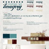 Inspire Me Imagery Logo
