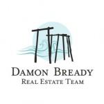 Damon Bready Real Estate Logo Design