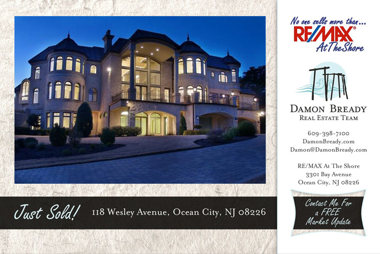 NJ Real Estate Direct Mail