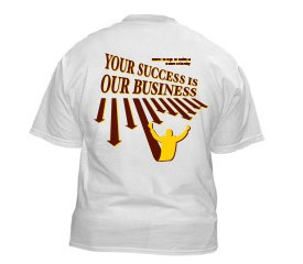 Business T-shirt Design
