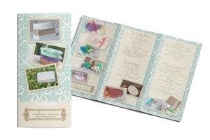 Soap Tri-fold Brochure