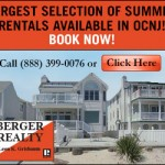 Berger Realty – Ocean City Real Estate Web Banners //