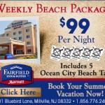Marriott Fairfield Inn and Suites – Web Banner
