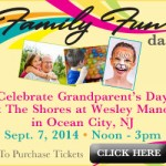 The Shores at Wesley Manor: Family Fun Day – Web Banner