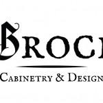 Grock Cabinetry and Design – Logo Design
