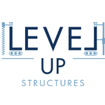 Level Up Structures – Logo Design