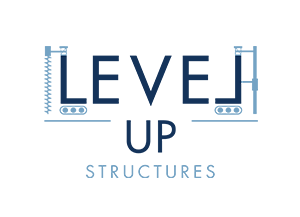 Level Up Structures – Logo Design