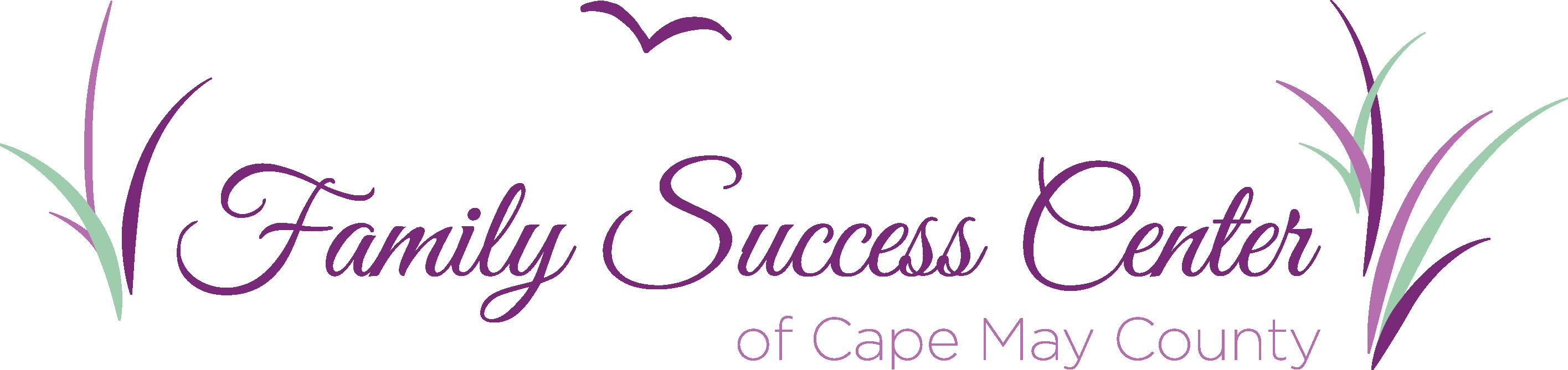 Family Success Center Logo Cape May County NJ New Jersey