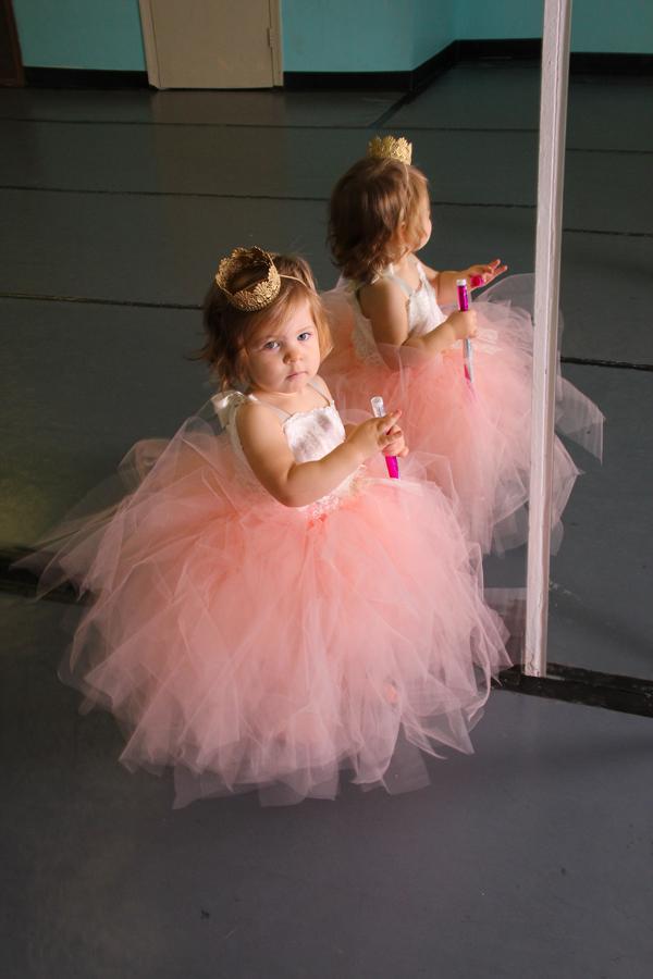 Riley Stewart, Riley Skye Stewart, Baby Ballerina