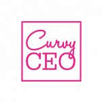 Curvy CEO Logo – Plus-size Fashion & Lifestyle Blog Logo