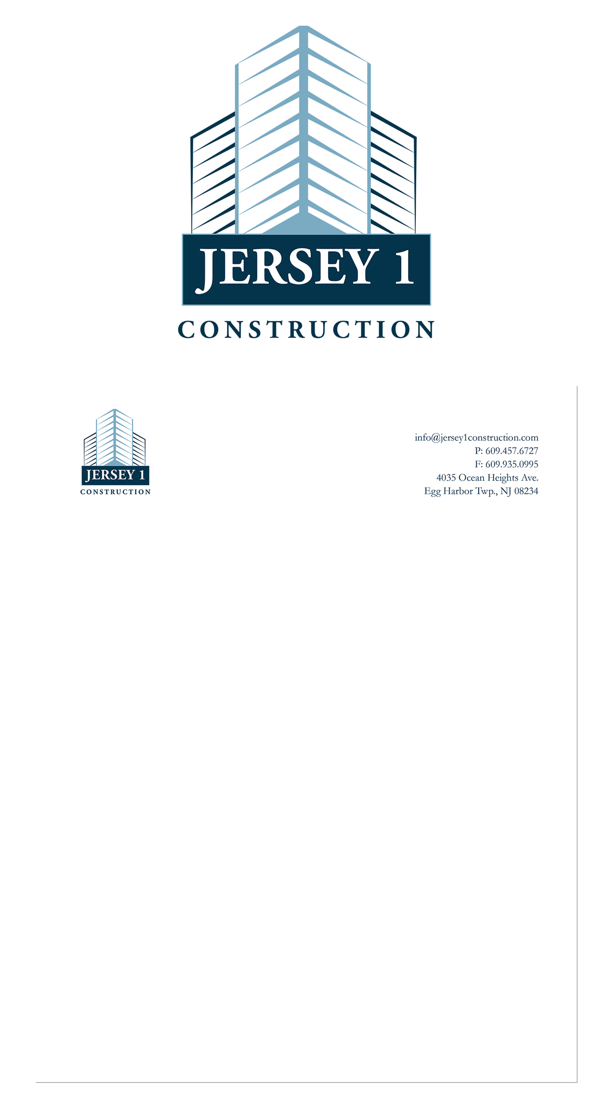 nj union construction logo jersey 1 construction