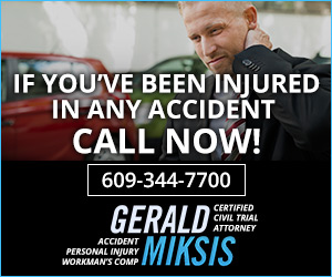 gerald F Miksis attorney website