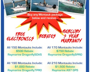 Island Marine Center – Boating Sale Custom Email