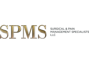 SPMS Logo for Surgery and Pain Management Centers