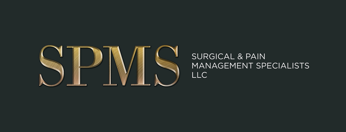SPMS logo surgery and pain management center logo
