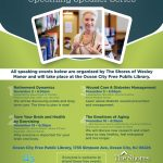 Ocean City Library Event – Poster