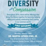 Diversity With Compassion – Flyer Design Template