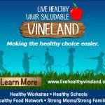 Live Healthy Vineland – Web Banner
