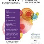 Art Extravaganza – Event Poster Design for The Shores