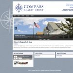 Compass Realty – South Jersey Real Estate Website Design