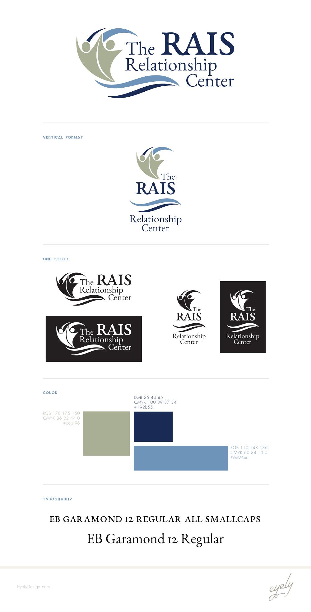 The RAIS Relationship Center Logo Couples Therapy NY NJ
