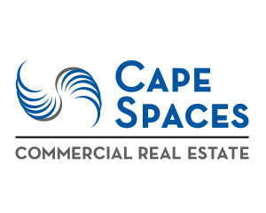 CapeSpaces – NJ Commercial Real Estate Logo Design
