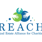 REACH – South Jersey Real Estate Logo for Non-Profit Organization