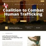 Coalition to Combat Human Trafficking in Texas – Human Trafficking Site
