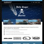 Jolly Roger Marina Website – A SeaDoo Dealer in NJ
