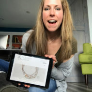 Jewelry eCommerce Site using WooCommerce for Ruth Barzel Jewelry Design