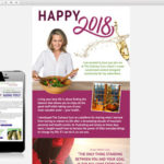 The Culinary Cure – Health Email Template Design