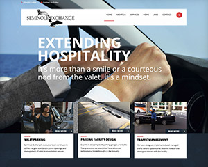 Seminole Exchange – Transportation Services Website