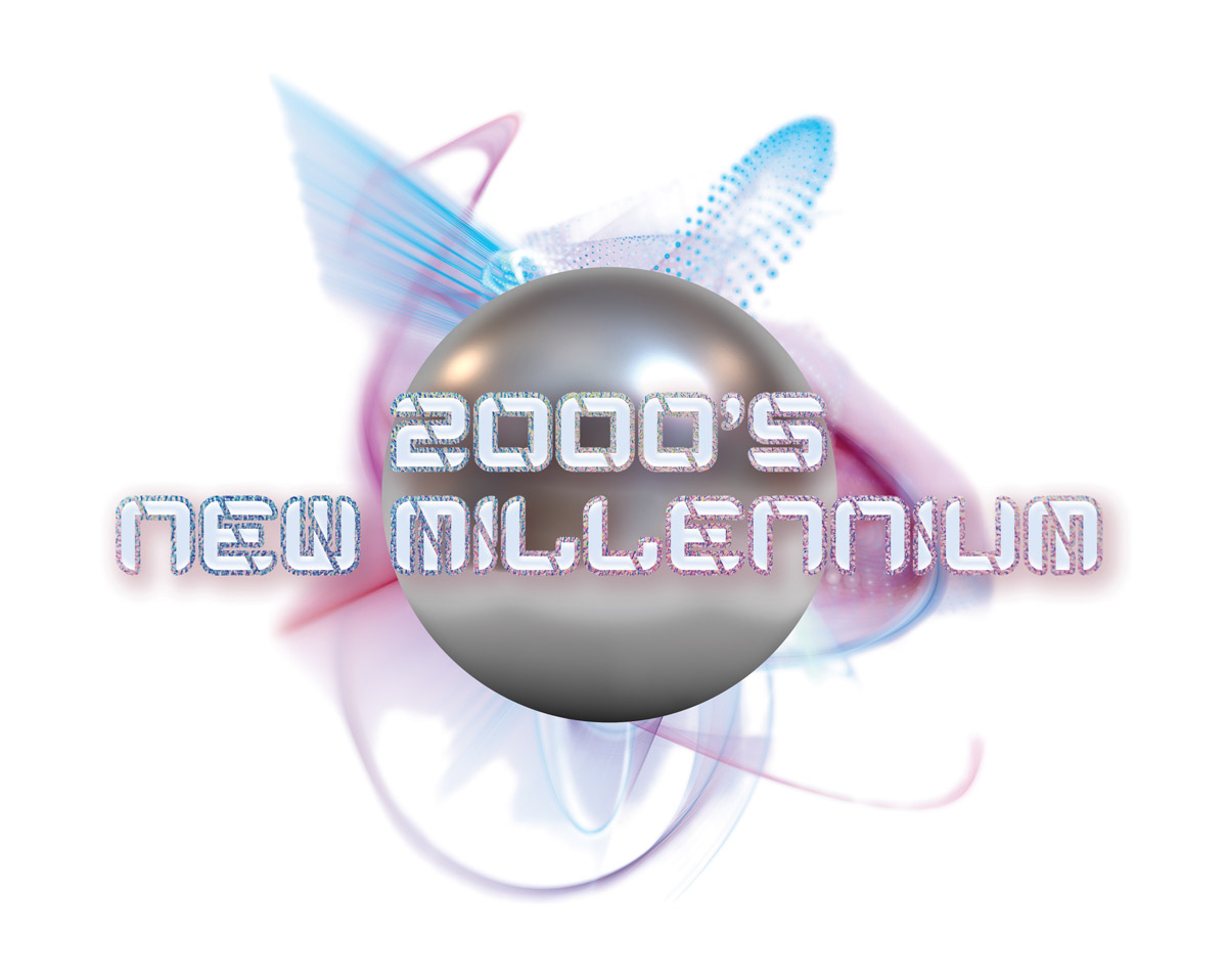 Final New Millennium 2000s Logo by Eyely Design