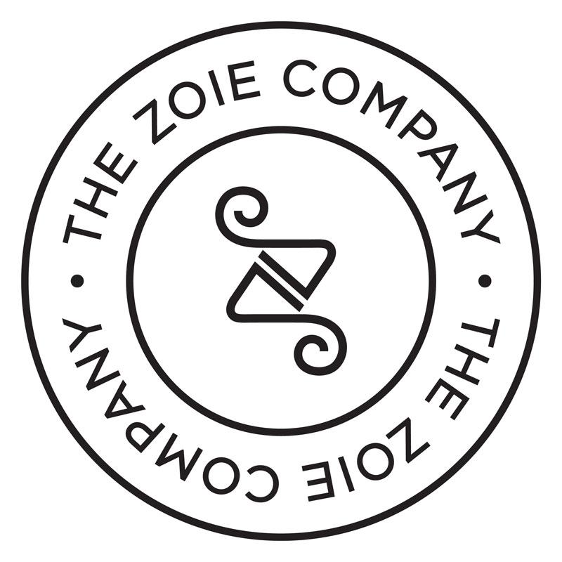 The Zoie Company Logo Design