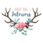 Back Bae Interiors Logo Design