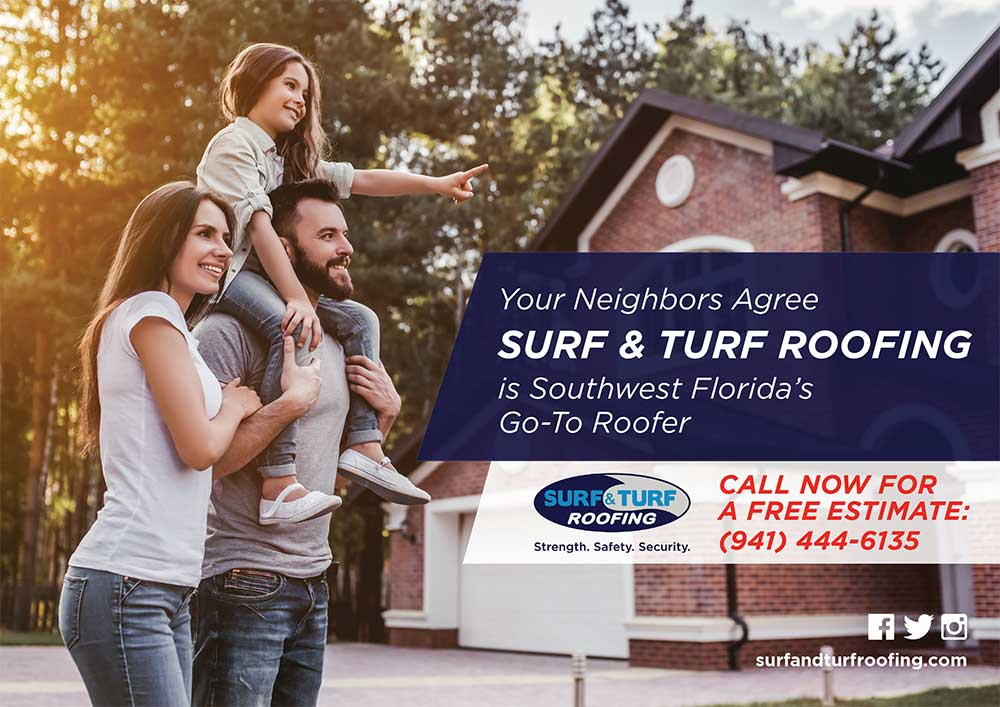 Surf & Turf Mailer