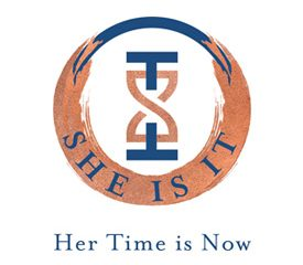 She Is It Logo