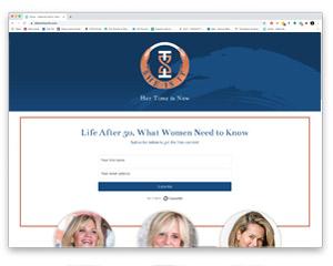 She Is It Website