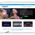 Inspire! Dance Films Website