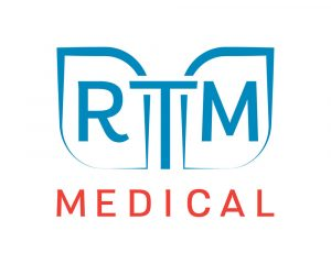 RTM Medical Logo Design