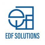 EDF Solutions Logo Design