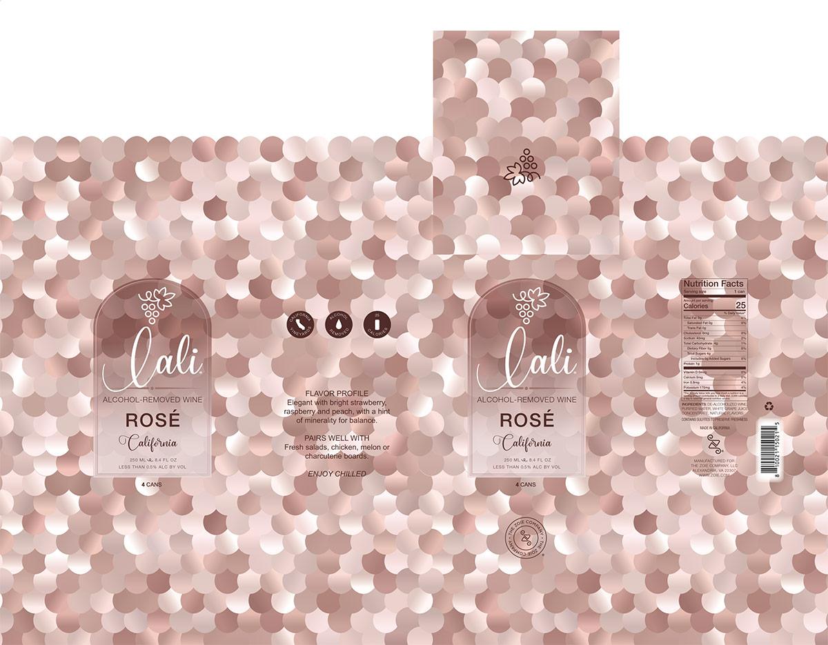 lali packaging design